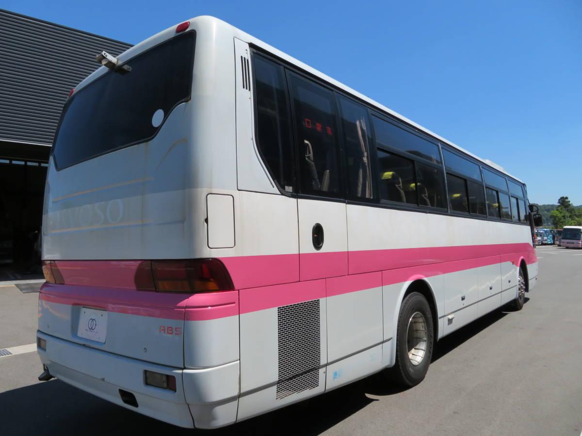 三菱 47人乗り バス