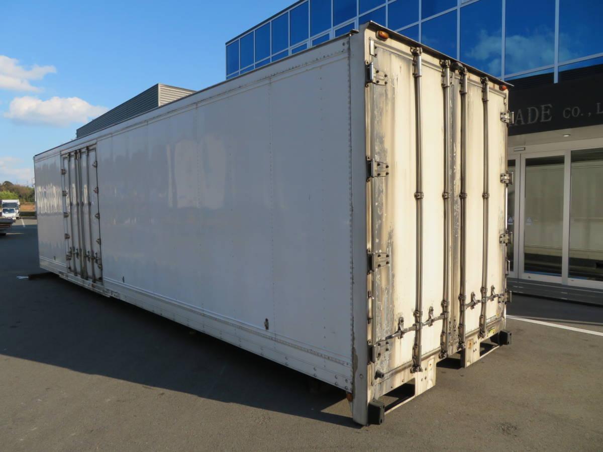 大型冷凍箱 (サイドドア)