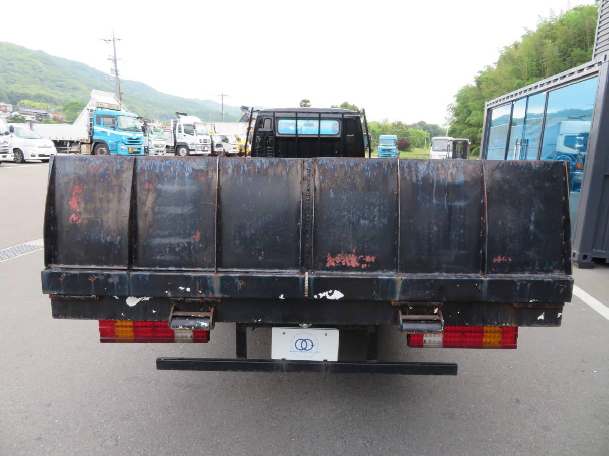 三菱 キャンター 積載車