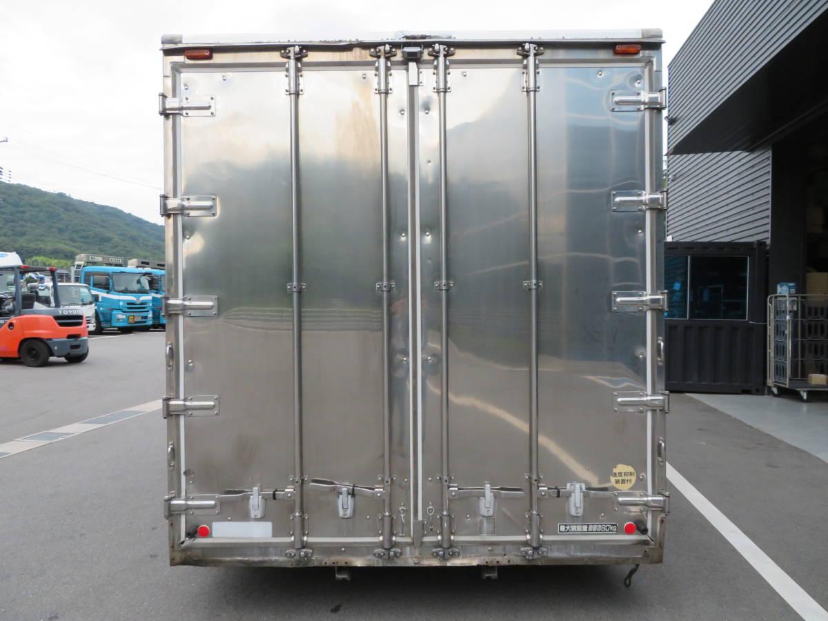 大型冷凍箱(サイドドア)