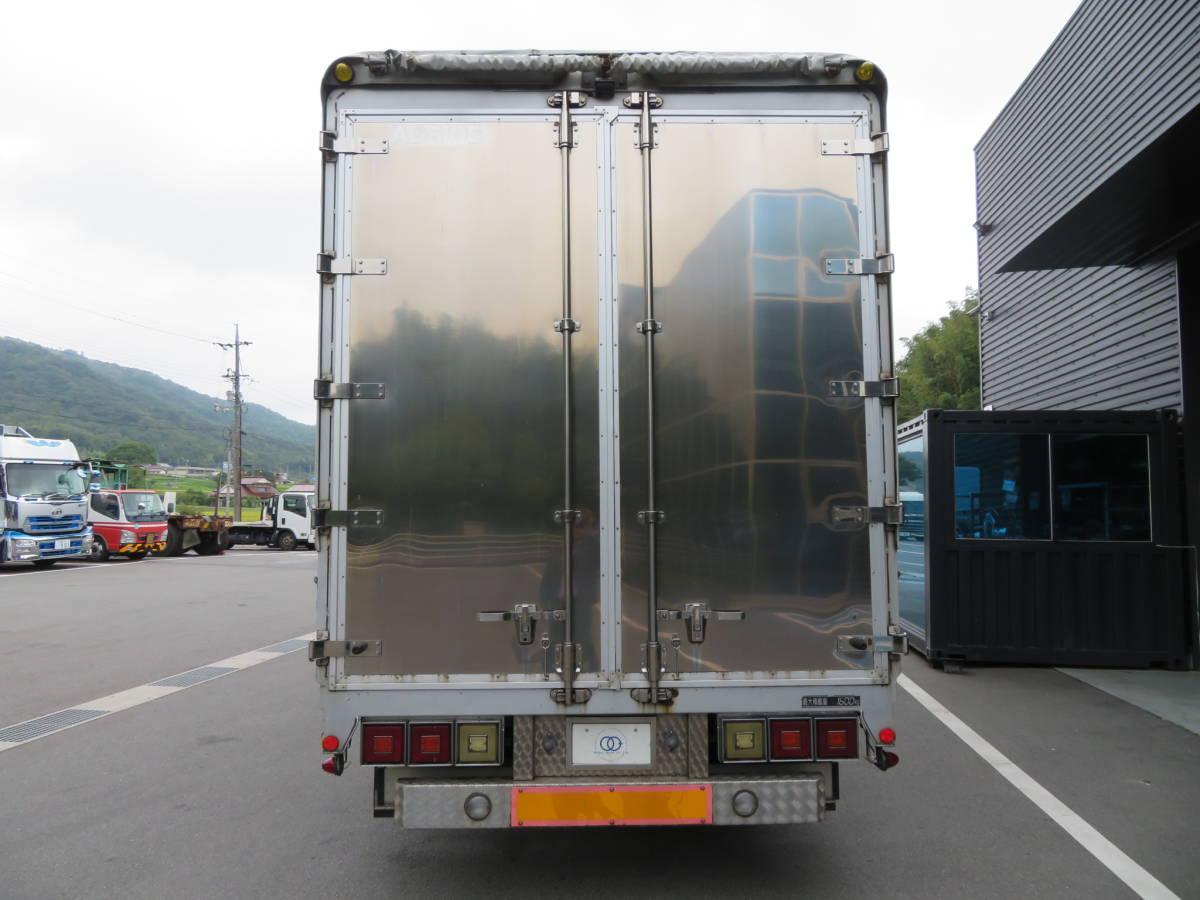 日野 レンジャープロ ワイド 幌車