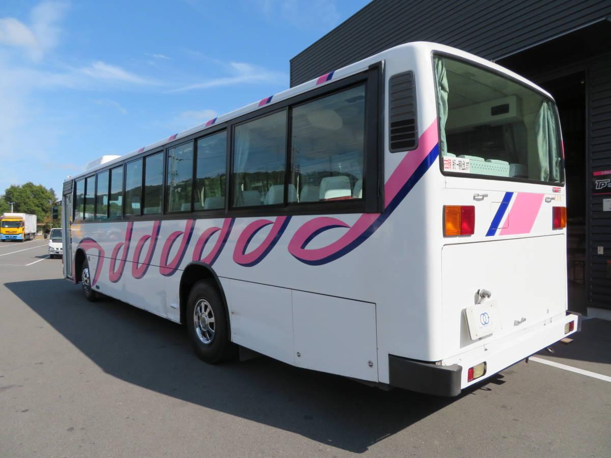 日野 66人乗り バス
