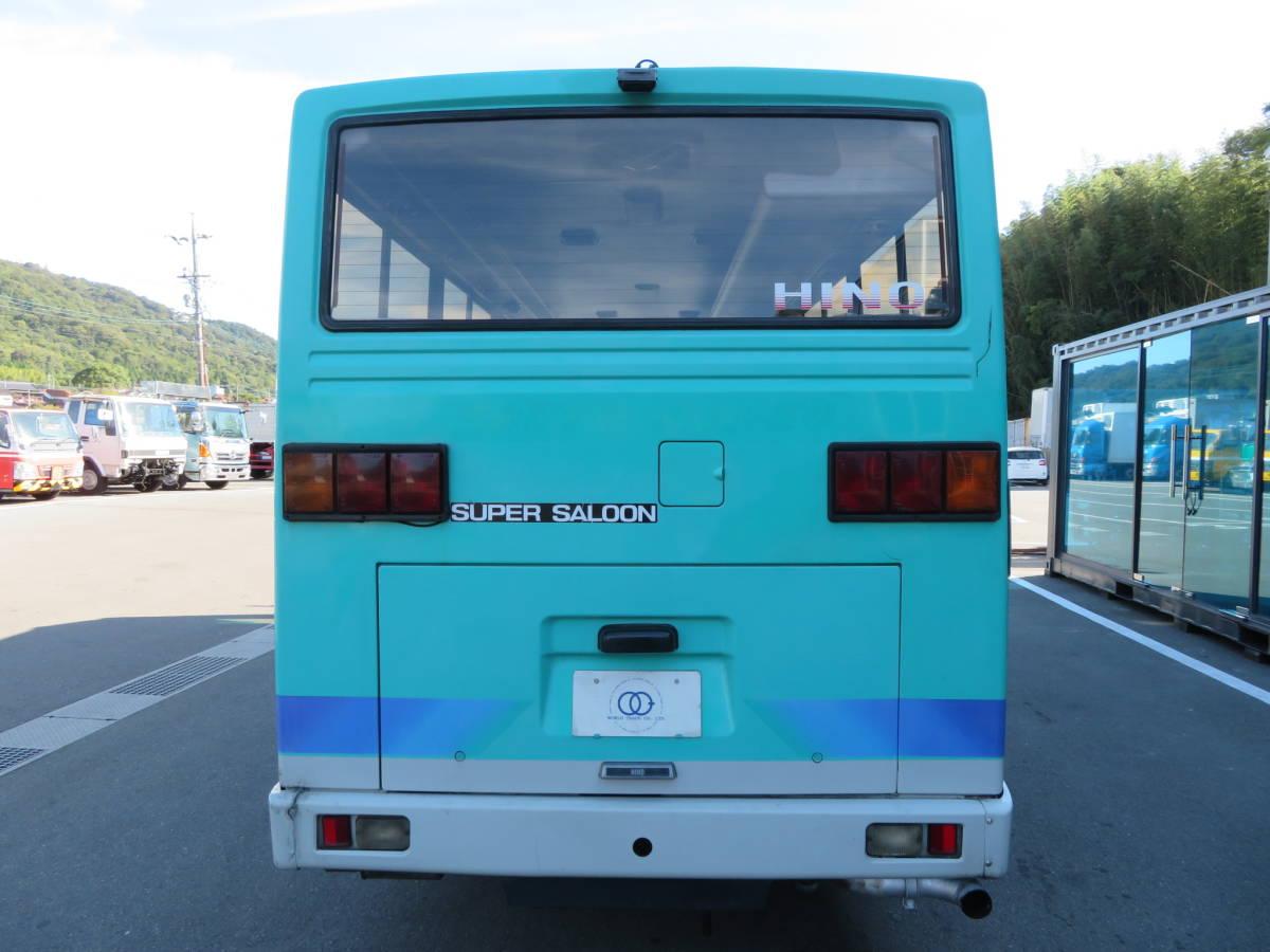 日野 29人乗り バス