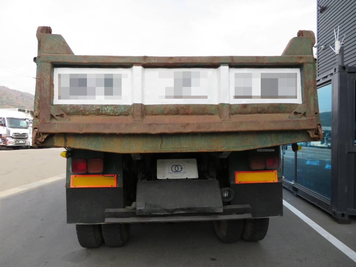 三菱ふそう ダンプ レトロ車