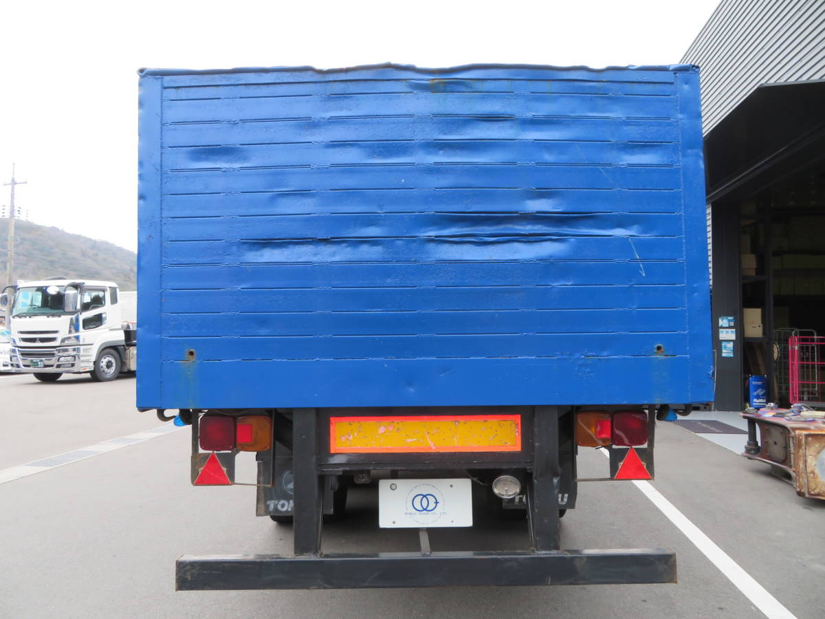 UDトラックス クオン スクラップ運搬車