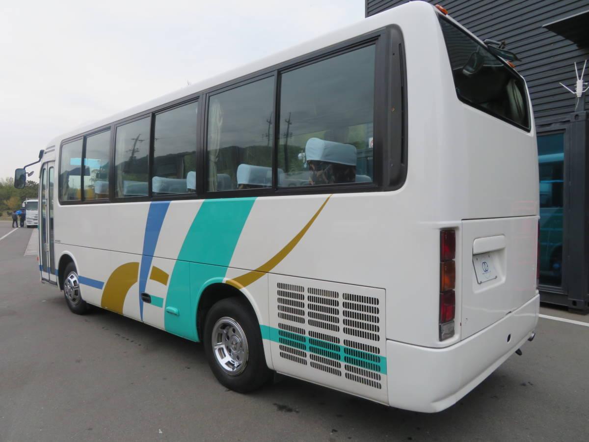 日野 29人乗りバス