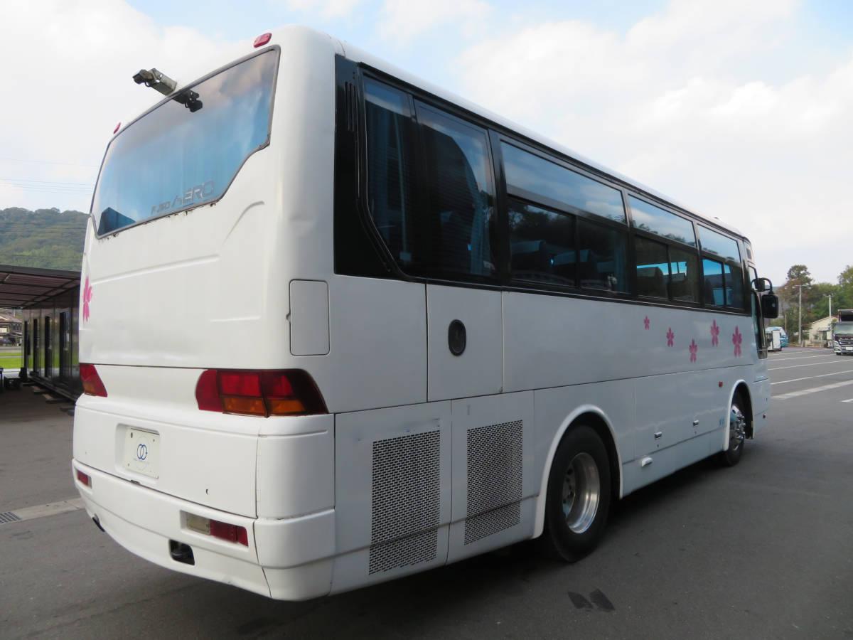 三菱ふそう バス 41人乗り