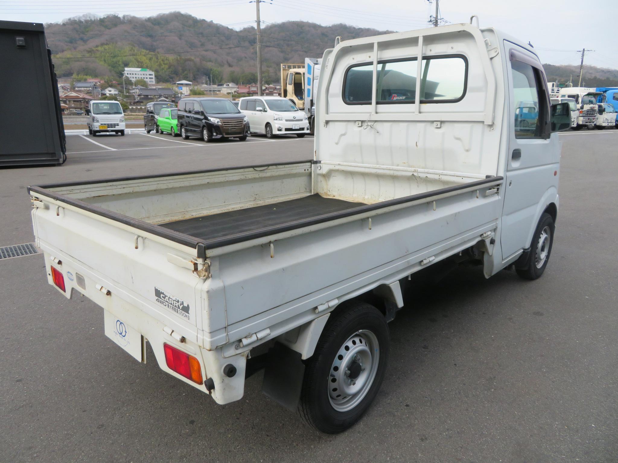 スズキ 軽トラック キャリイ
