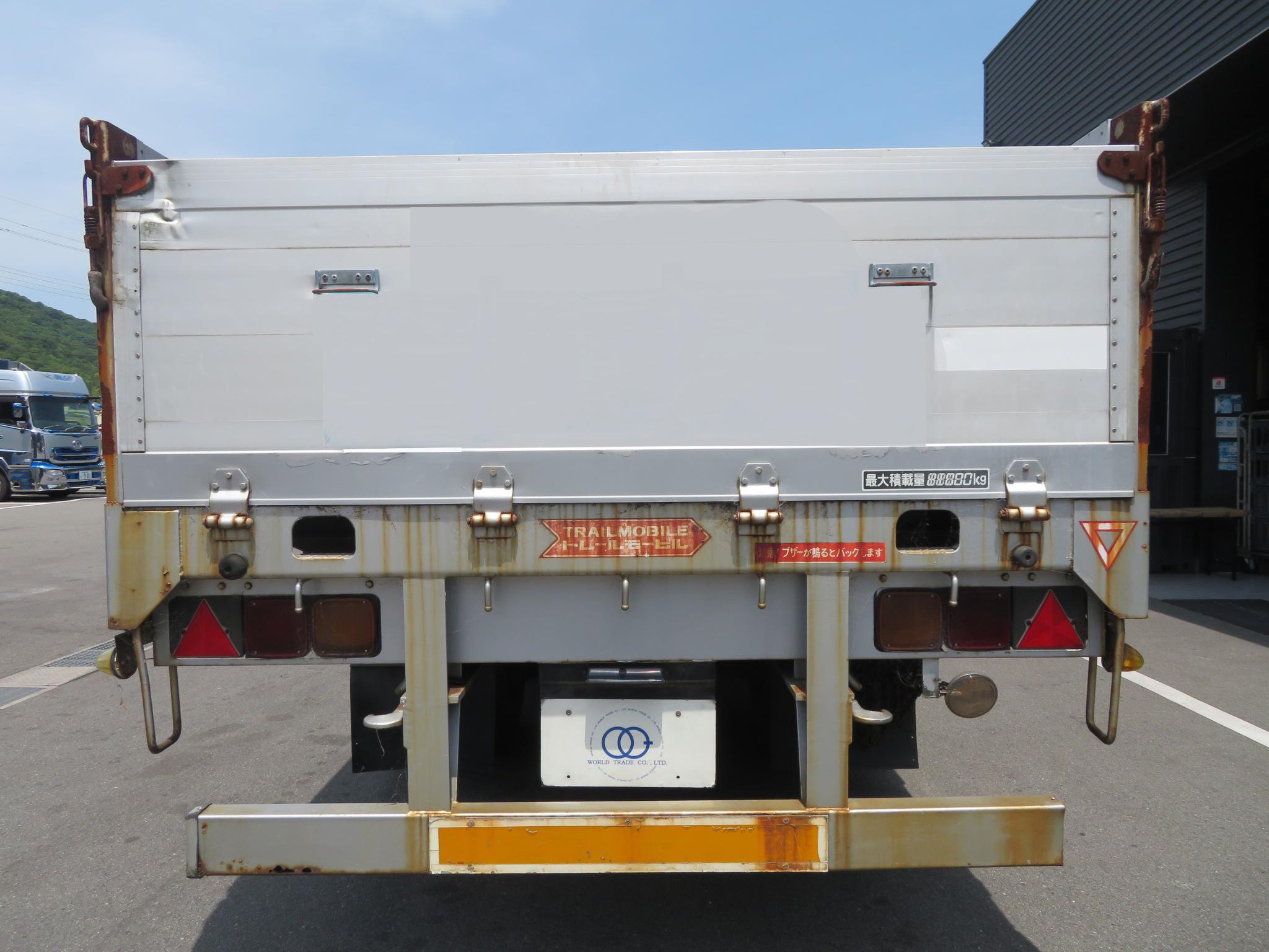 トレールモービル 2軸セミトレーラ