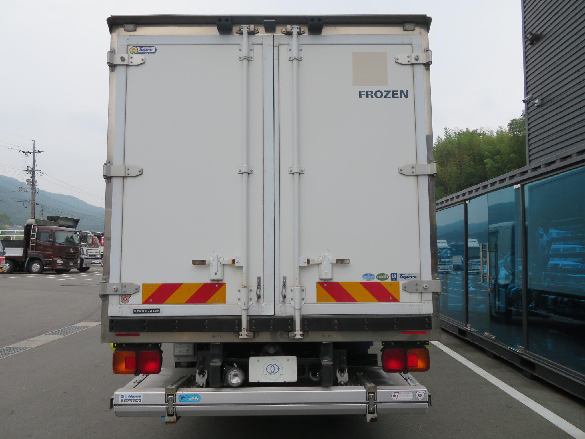 日野 レンジャープロ 冷凍車