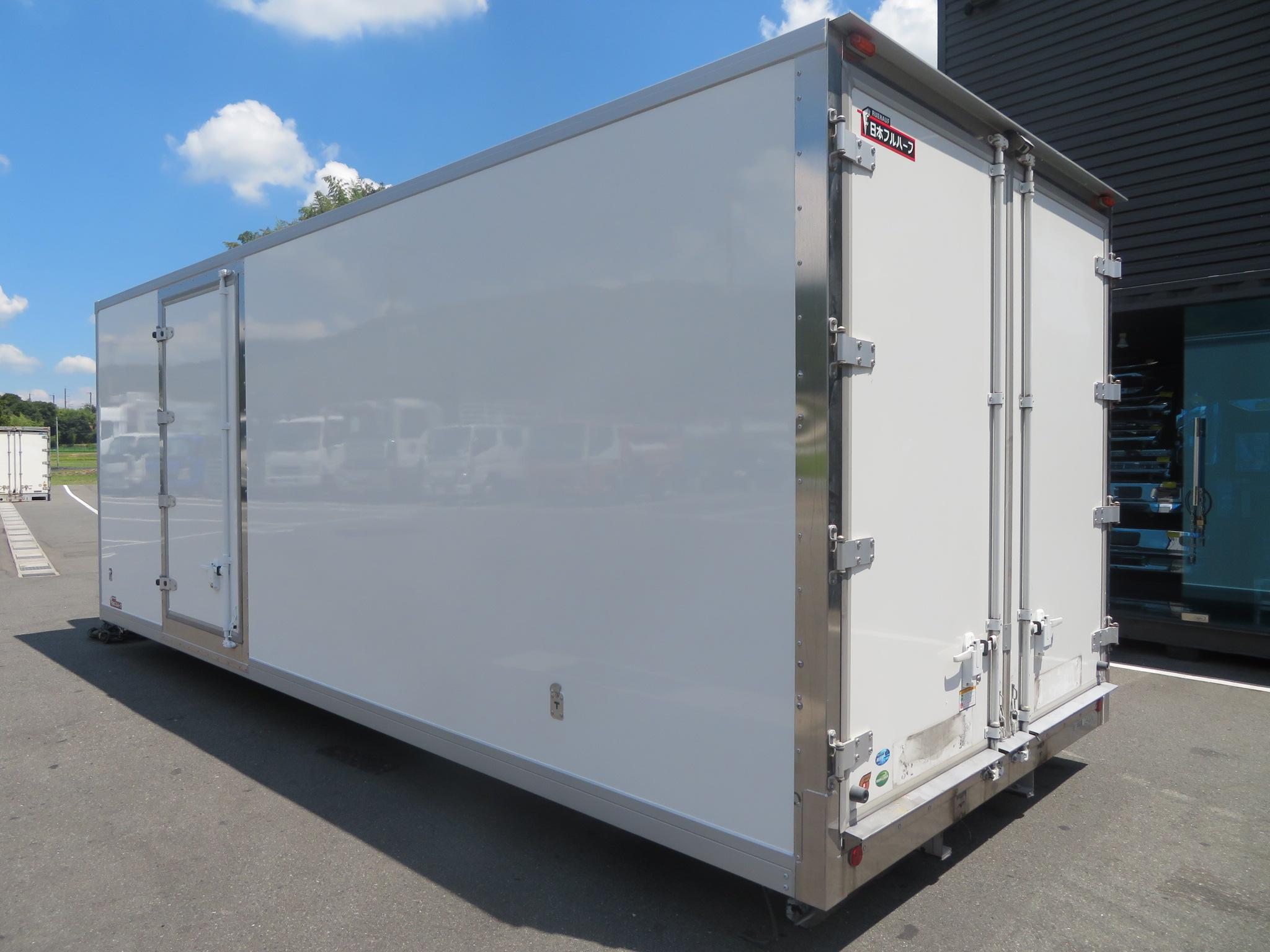 冷蔵冷凍箱