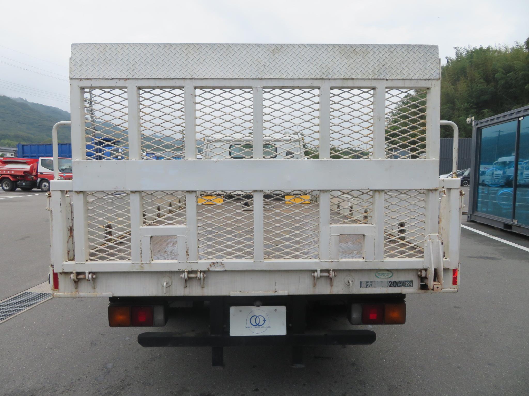 三菱ふそう キャンター 車両運搬車